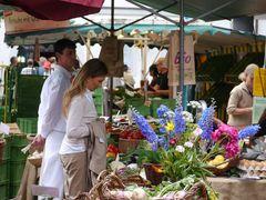Markt in Überlingen 1