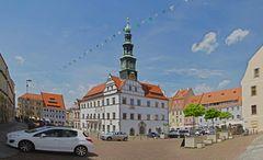Markt Pirna (HDR)