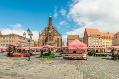 Markt und Frauenkirche Nürnberg 82