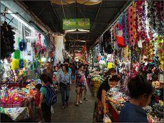 Markt von Chiang Rai