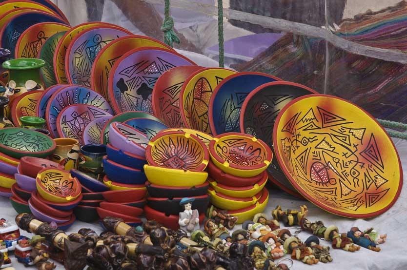 Markt von Otavalo 1