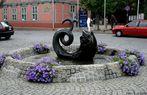 Marktbrunnen in Hitzacker