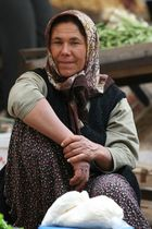 Marktfrau 2