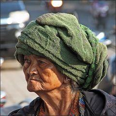 * Marktfrau *