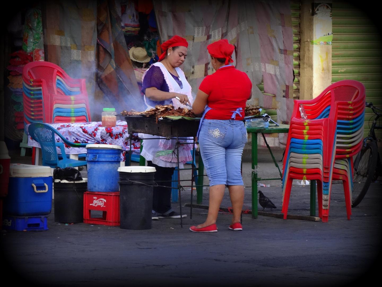 Marktfrauen - Leon/ Nicaragua