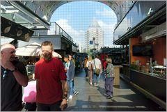 Markthal zu Rotterdam