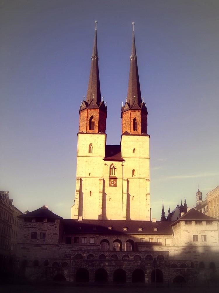 Marktkirche in Halle