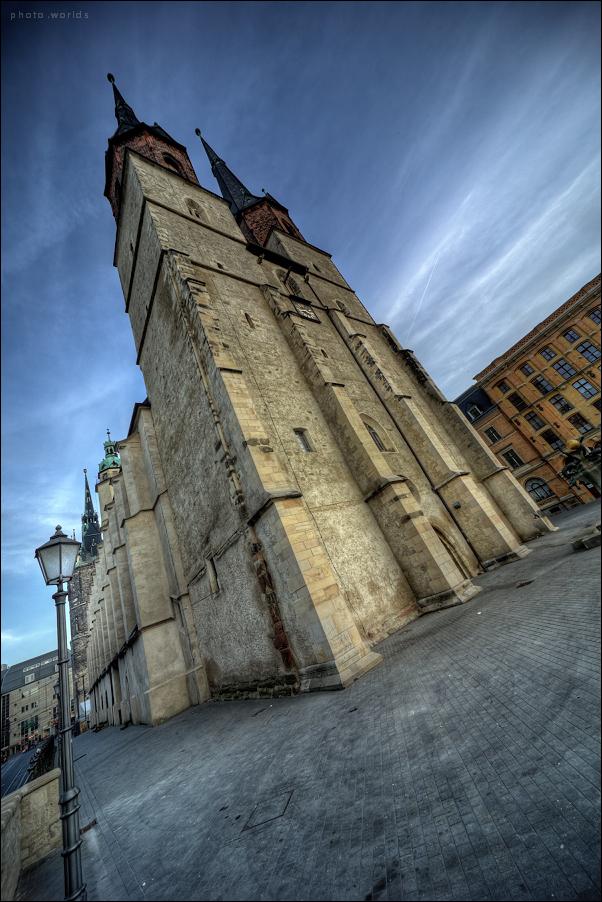 Marktkirche in Halle(Saale)