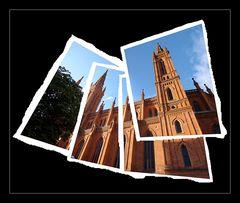 Marktkirchencollage