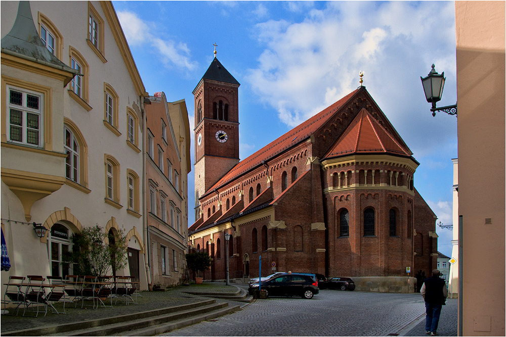 Marktpfarrkirche St. Bartholomäus