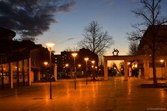 Marktplatz am Abend