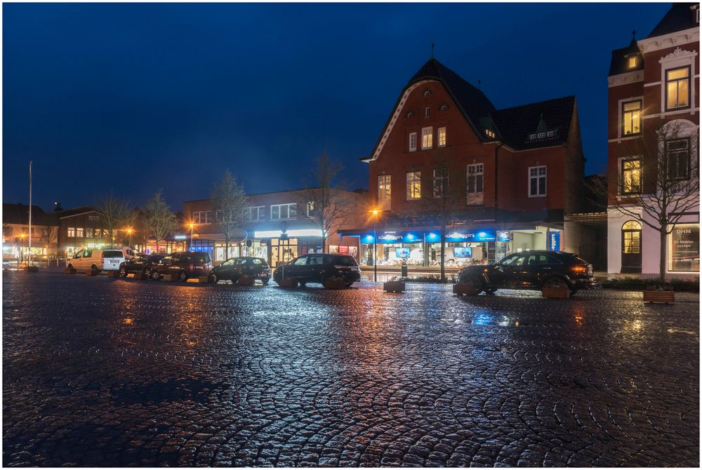Marktplatz Barmstedt