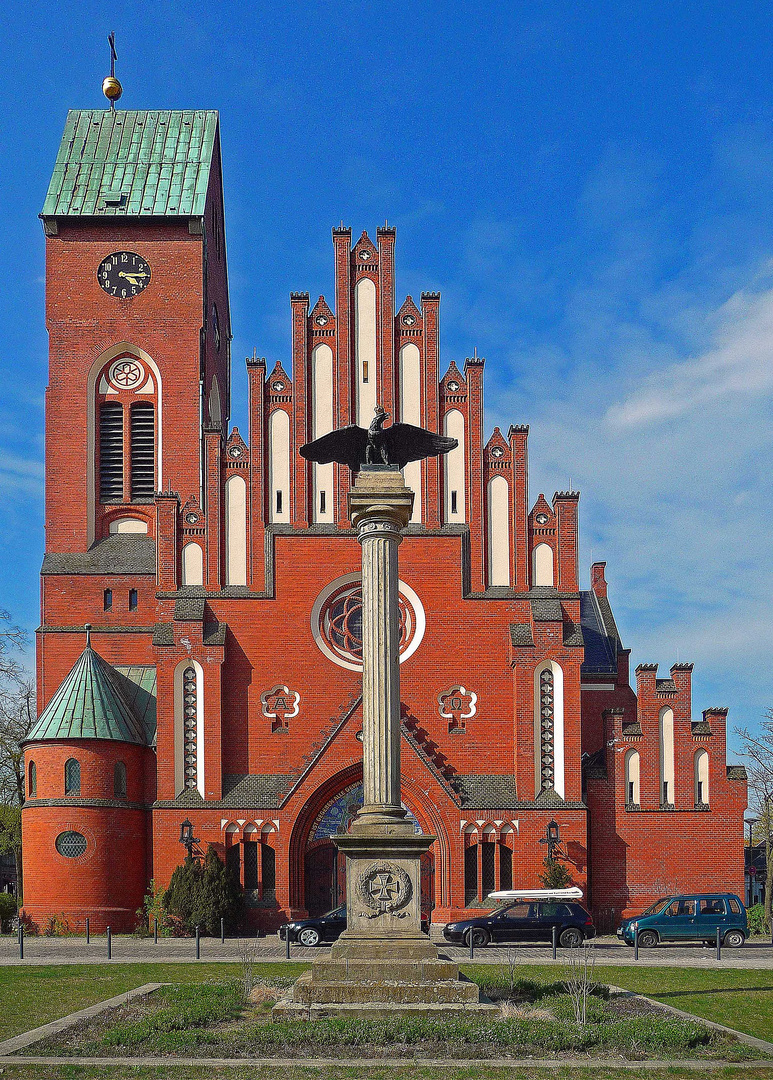 Marktplatz Friedrichshagen