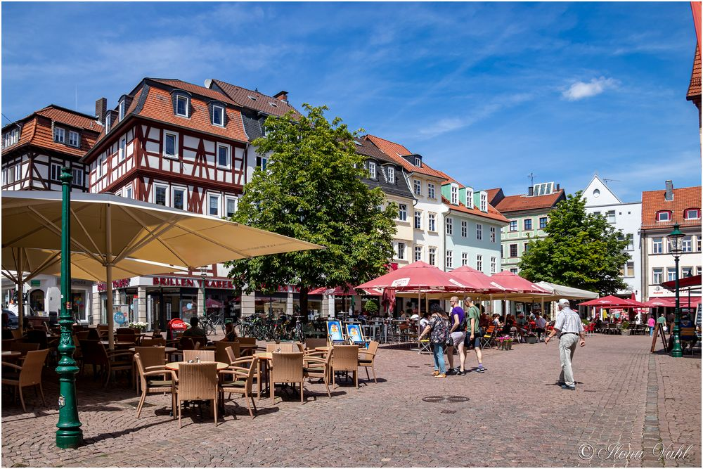 Marktplatz, Fulda