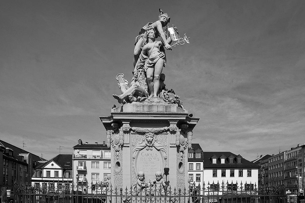 Marktplatz - Mannheim