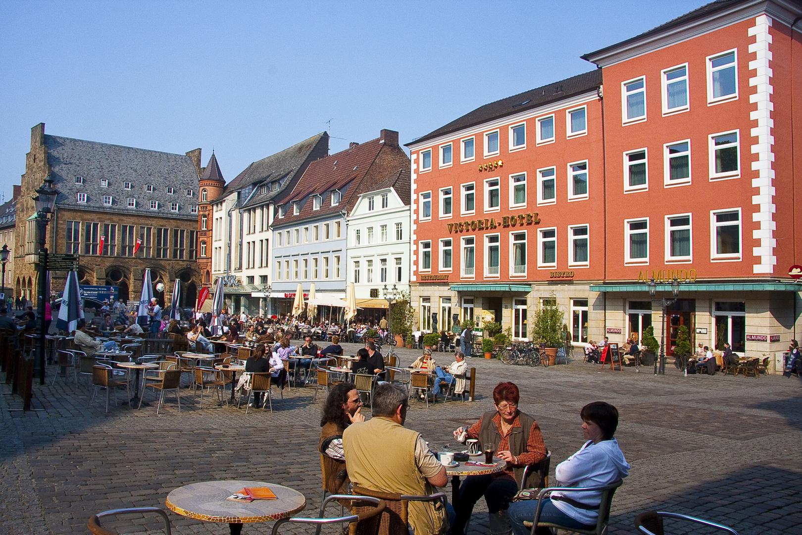 Marktplatz Minden