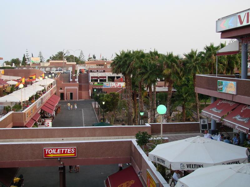 Marktplatz Playa del Inglés