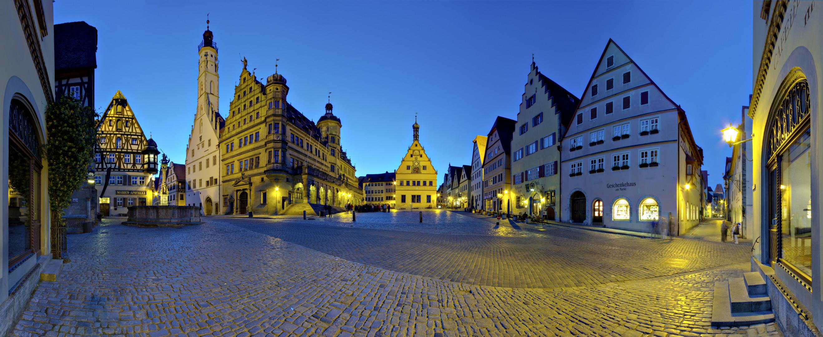 Marktplatz (Rothenburg ob der Tauber)