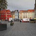 Marktplatz von Halle