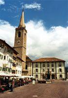 Marktplatz von Kaltern