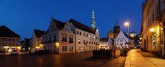 Marktplatz von Pirna