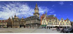 ~ Marktplatz von Veurne ~