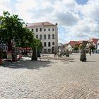 Marktplatz Waren-Müritz