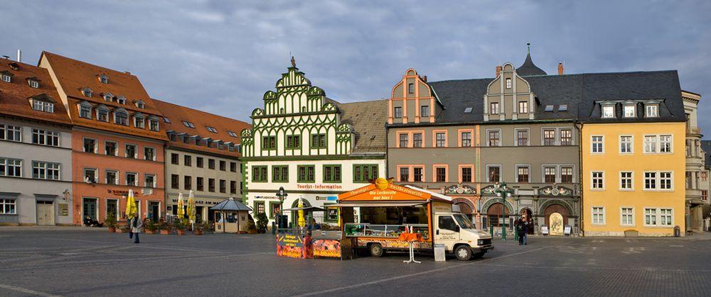 Marktplatz Weimar