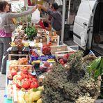 Marktstand in Luino