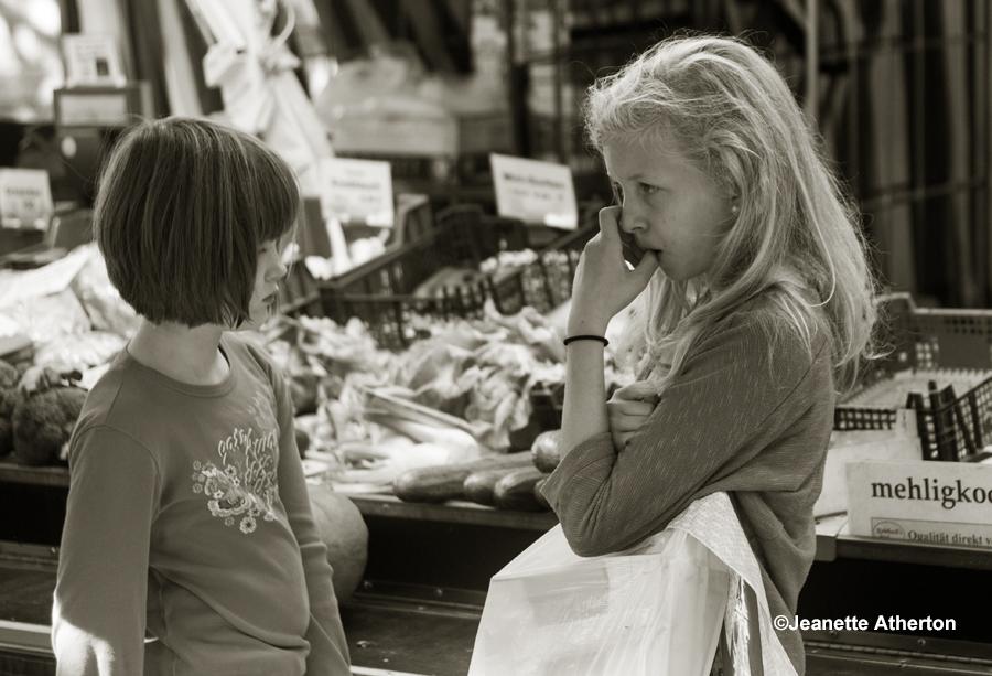 Markttag...