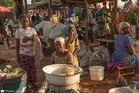 Markttag, irgendwo im Norden Ghanas II