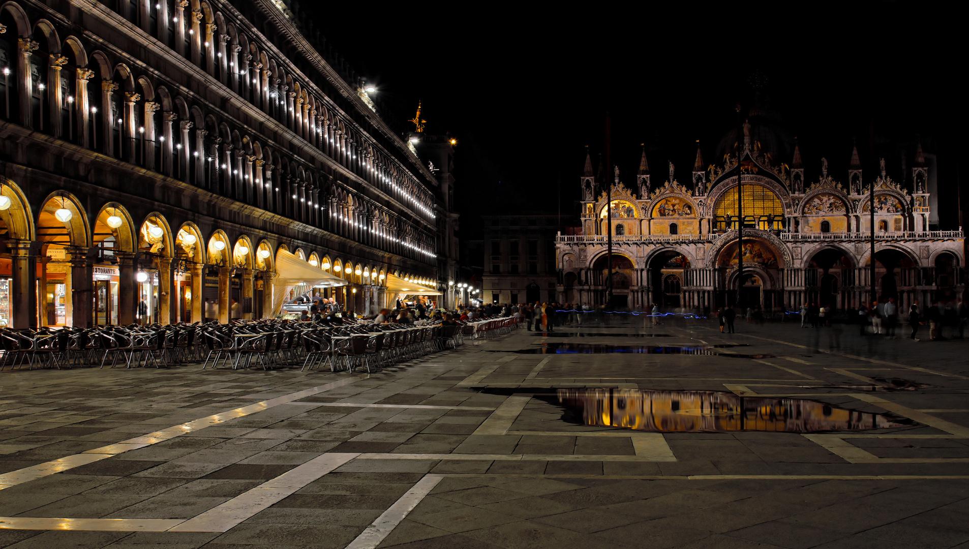 Markusdom Piazza San Marco Venezia