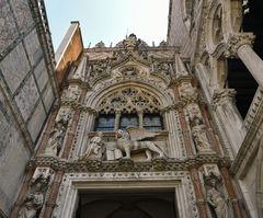 Markuslöwe Piazza San Marco