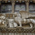 Markuslöwe - Symbol Venedigs  -