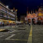 Markusplatz (Basilica di San Marco) Venedig