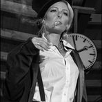 Marlene Dietrich / Shooting