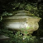 Marmor Sarkophag