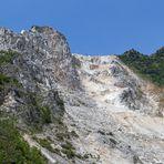 Marmorabbaugebiet Carrara