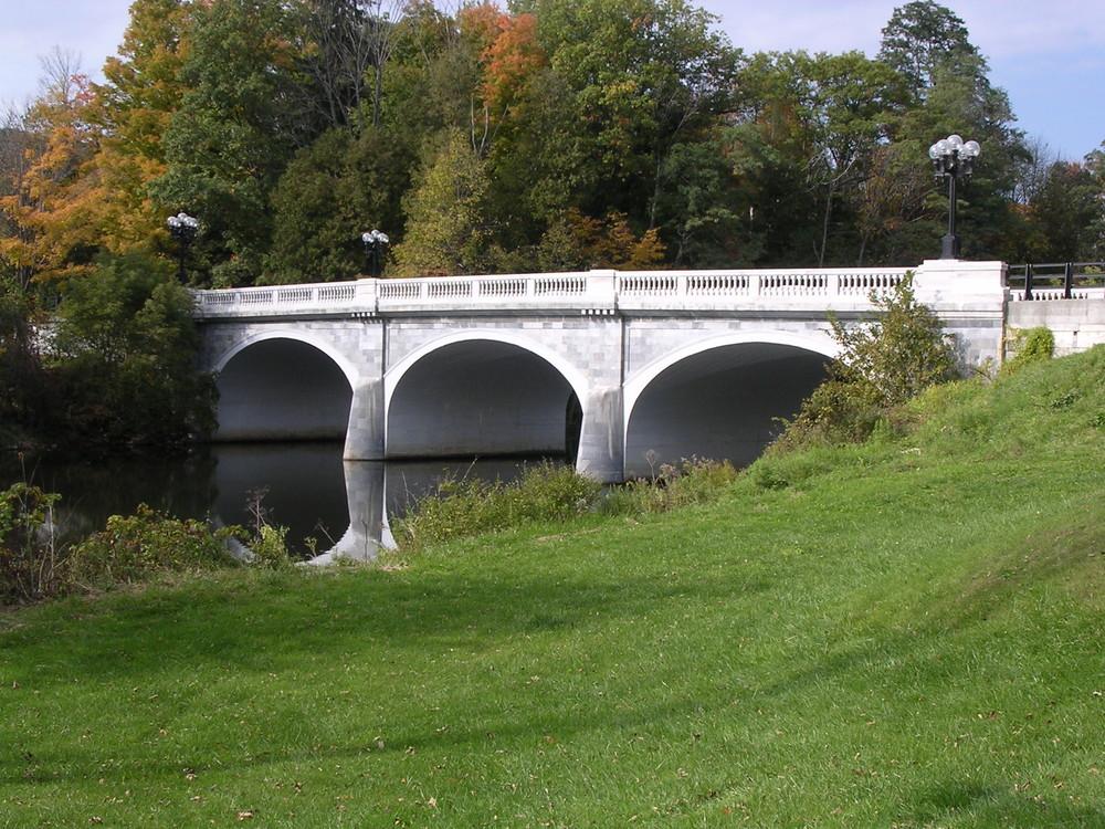 Marmorbrücke