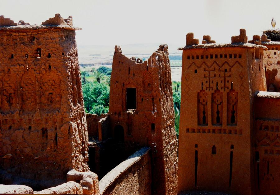Maroc-Architektur