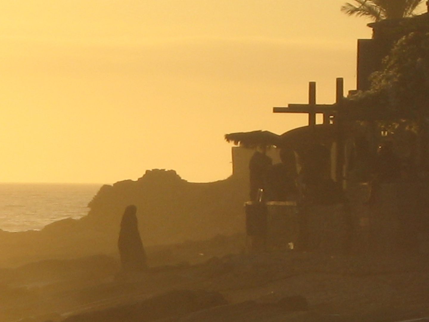 Maroc: Sunset at Taghazout