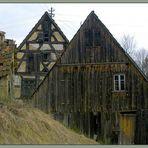 marode Häuser