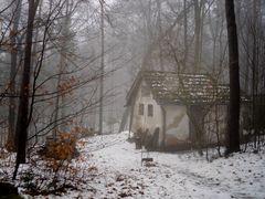 marode Hütte