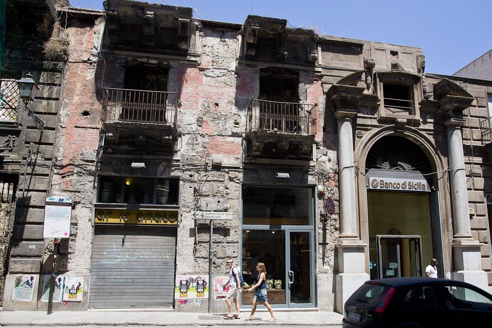 marode italienische Bank?