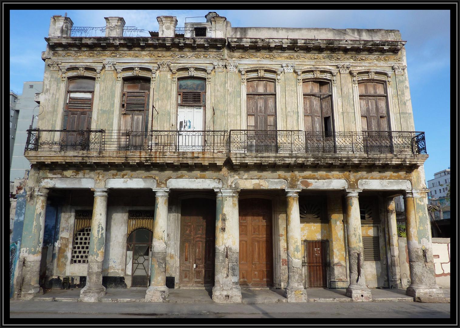 maroder Charme in Havanna