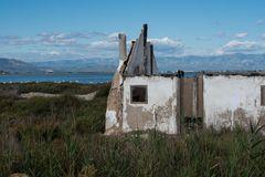 Marodes im Ebrodelta