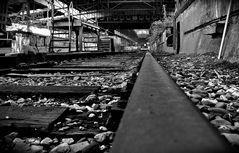 Marodistans verlassener Bahnhof