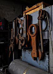 Marodistans Werkzeugwand...