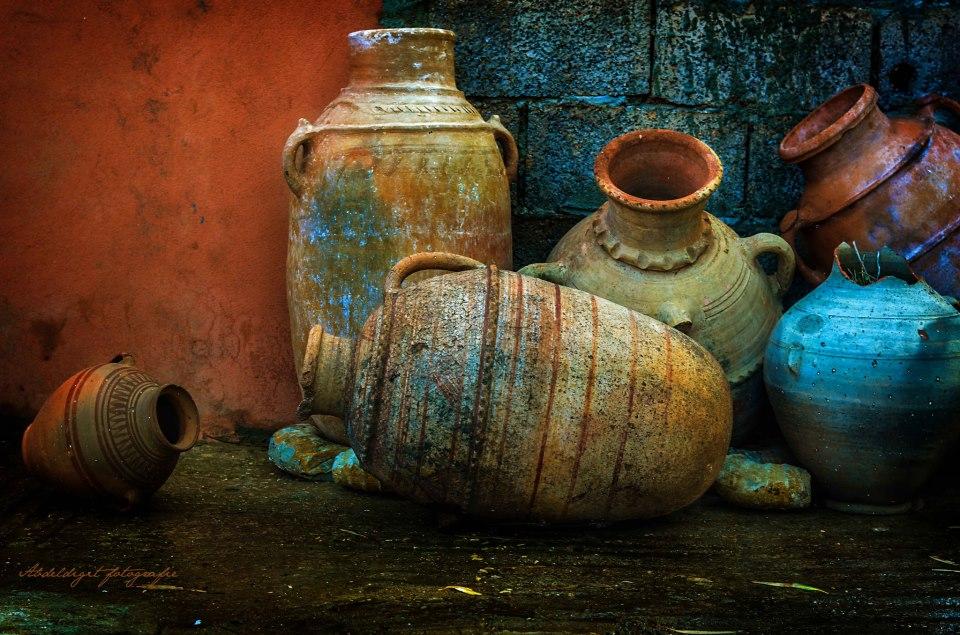 Marokkanische Handwerk
