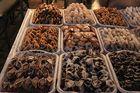 Marokkanische Süßigkeiten (halwa)